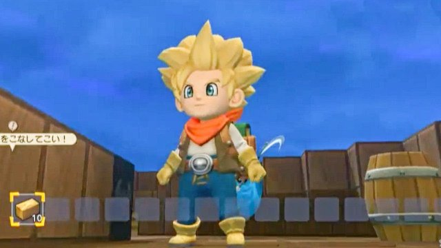 Dragon Quest Builders 2 - 20 Minutes of Gameplay Demo