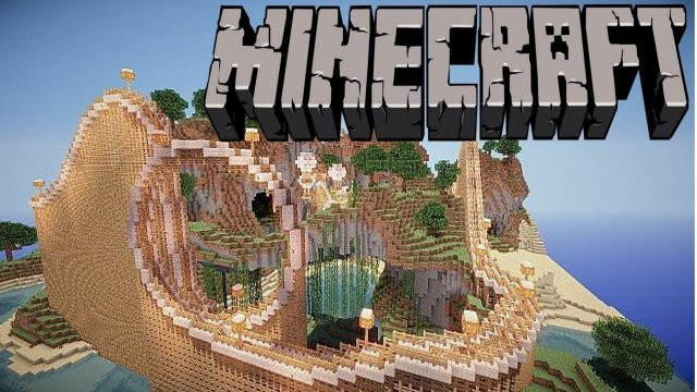 2014 Top 5 INSANE Minecraft Roller Coasters! (1.7.9)