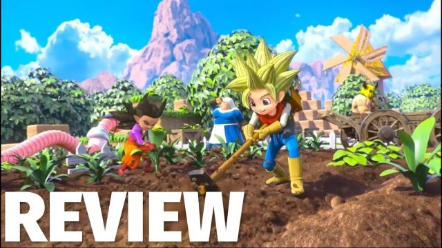 Dragon Quest Builders 2 Review - Ultimate Adventure of Unlimited Imagination