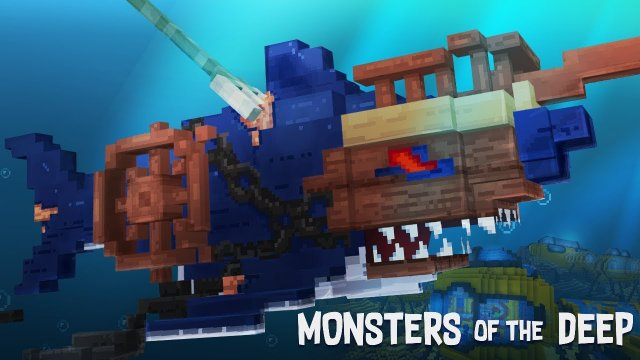 Monsters of the Deep - Trailer (Minecraft Map)