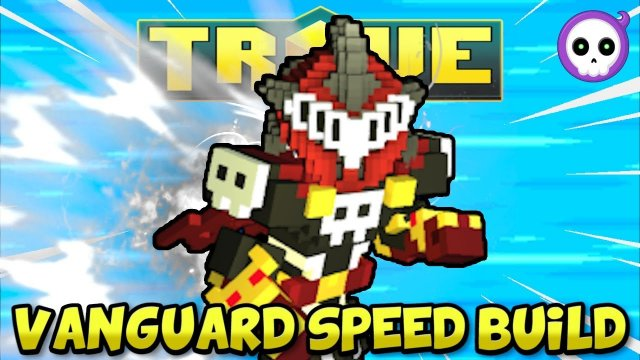 "TROVE ""VANGUARDIAN STAR SPEED BUILD"" TUTORIAL"