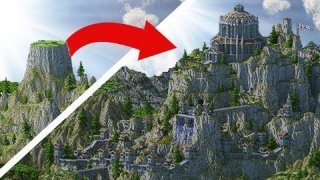 My Most Ambitious Minecraft Project EVER!