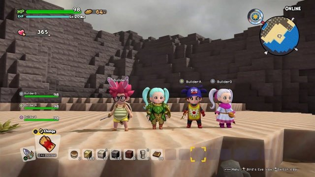 DRAGON QUEST BUILDERS 2 – Build Your Fate Together!