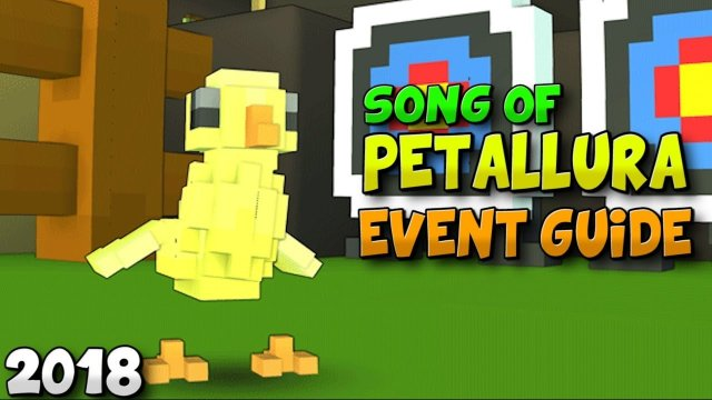 HOW TO COMPLETE THE SONG OF PETALLURA EVENT!  Trove Event Guide & Tutorial