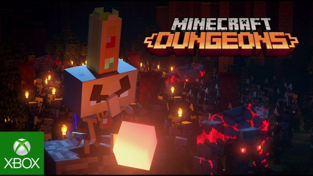 Minecraft Dungeons: Opening Cinematic