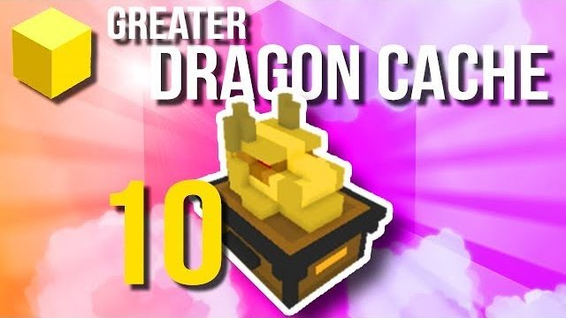 Trove - Opening 10 Greater Dragon Caches | Golden Dragon Egg Dreams..